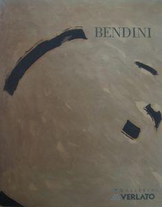 Bendini 1991 testo di Flaminio Gualdoni grafica F. Ghezzi  Milano