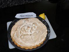 Tarte au citron meringuée (très très simple) : Recette de Tarte au citron meringuée (très très simple) - Marmiton