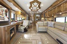 2016 Tuscany Luxury Diesel Motorhomes: Class A Diesel Pusher by Thor Motor Coach