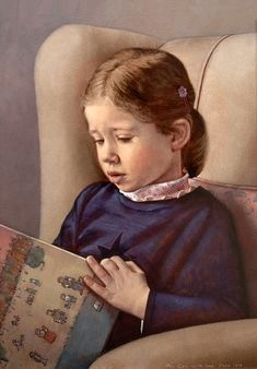 SCOTT E. BARTNER  Eva Reading (1960)