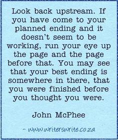 Quotable - John McPhee
