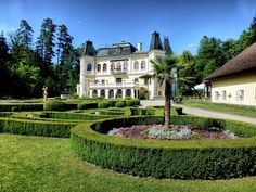 Betliar manor house, Košice region, Slovakia