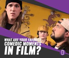 Today is International Moment of Laughter Day! What are your favorite comedic moments in film?