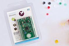 STM32 F4 Discovery tutorial using open source tools