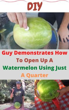 Watermelon Uses, Watermelon Smoothies, White Bbq Sauce, And Just Like That, Open Up, Easy Dinner Recipes, Everything, Life Hacks, Guy
