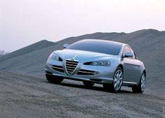 Alfa Romeo Visconti Concept by ItalDesign (2004)