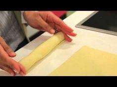 حلاوه بالجبن #مطبخ 101 #غادة التلى #cbcsofra - YouTube