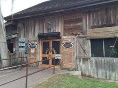 That's right, we're talking about The Old Spanish Sugar Mill Grill and Griddle House at De Leon Springs State Park in Volusia County.