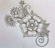 Yorkshire Rose Tattoo by laurenmarwood.deviantart.com on @DeviantArt