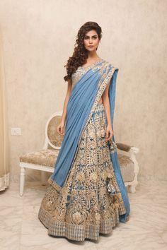 Luxury Colors Indian Lehenga Dresses For Brides Indian Bridal Wear, Indian Wedding Outfits, Pakistani Outfits, Indian Outfits, Indian Clothes, India Fashion, Ethnic Fashion, Asian Fashion, Indian Attire