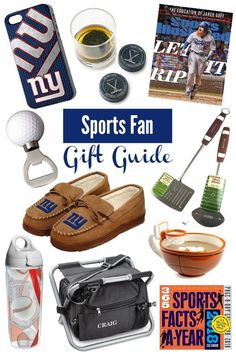 sports fan gift guide a gift guide for the sports fan in your life