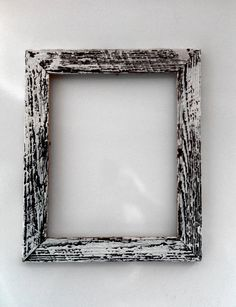 Naturally Distressed Picture Frame With Subtle by HowlMountain, $12.00