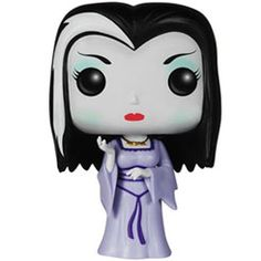 The Munsters - Lily Munster Pop! The Munsters are back with these awesome Pop! Collect all of the key members of the beloved spooky family from the 1964 television program. Munsters Tv Show, The Munsters, Funko Pop, Disney Play, Pop Goes The Weasel, Lily Munster, Pop Vinyl Figures, Wii U, Bobble Head