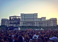 Queen + Adam Lambert concert in Bucharest Romania June 21, 2016