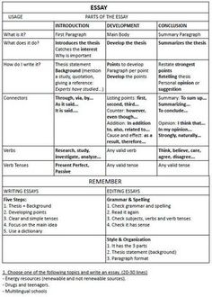 Persuasive Essay Plan This Organizer Contains Great Details For