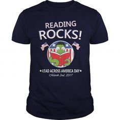 Awesome Tee Read Across America Day - March 2nd 2017 T-Shirts