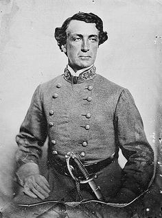 Martin Luther Smith (1819-66) New York USMA Class of 1842 (Engineers). Married to a woman from Georgia, Smith joined the Confederacy.  He spent most of the war in high level engineering assignments.