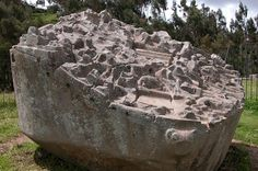 Another of Peru's greatest anomalies: The mysterious site of Sayhuite, is one of Peru's greatest anomalies, baffling archeologists as to its origins and purpose. Located in the province of Abancay ...