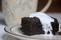 "AIP ""Chocolate"" Mug Cake (AIP, Paleo, Vegan) | Don't Eat the Spatula"