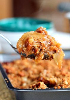 A CUP OF JO: The Best Apple Crisp You'll Ever Have