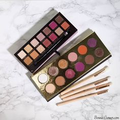 warm colors, orange, red, ocher, purple, pink, fuchsia, gold, eyeshadow palette, makeup, Anastasia Beverly Hills Modern Renaissance, Coloured Raine Queen Of Hearts