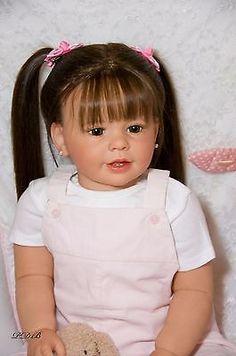 Pedido personalizado Boneca Reborn Menina Bebê Criança Katie Marie By Ann Timmerman