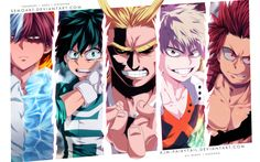 My Hero Academia 110 - Page 3 - Manga Stream