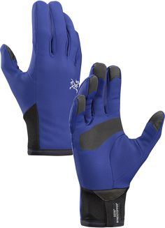 Venta Glove Windproof, warm, breathable, highly weather resistant WINDSTOPPER® gloves for high output activities in cold weather. Venta Series: Weather resistant softshell garments | LT: Lightweight.