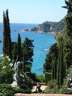 Jardins de Sta. Clotilde  Lloret de Mar  Girona  Catalonia