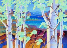 Groves Edge by John Revill