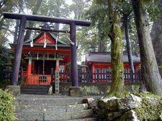高原熊野神社:熊野の観光名所
