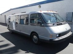 """This1986 Vixen 21 TD(VIN16XADM118G1010153)is a rare and interesting """"sports RV"""" constructed with the help of components from BMW, Cadillac, and Renault. At 21' long and a height designed to be accommodated by a standard garage, power comes from a turbodiesel BMW six and Renault 5-"""