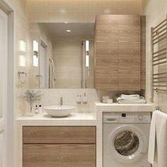 Awesome Farmhouse Bathroom Vanity Remodel Ideas – Best Home Decorating Ideas Bathroom Design Small, Bathroom Interior Design, Modern Bathroom, Beige Bathroom, Bathroom Designs, Small Bathroom Ideas, Modern Shower, Minimalist Bathroom, Simple Bathroom