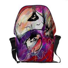 #Abstract #REMO #Messenger #bag