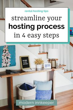By following some simple steps and creating an organized approach to cleaning, you can dramatically reduce the time you spend attending to your listing, improve guest experience, and more importantly, maintain your Superhost status with positive feedback. Consider this as a short guide that can make your life much easier as a host. #rentalhost #rentalhosting #vacationrental #airbnb #airbnbhost