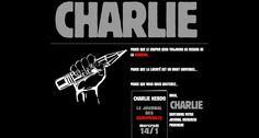 Steun Charlie Hebdo - symbool van het vrije woord - http://on.dailym.net/1DOWlYw