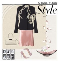 """SHARE YOUR STYLE"" by adte ❤ liked on Polyvore featuring Brewster Home Fashions, Fleur du Mal, Hobbs, Chanel, Holmegaard, Jimmy Choo, Gucci and Eichholtz"