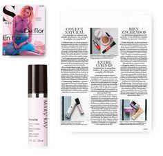 Revista Smoda abril 2016. Sérum Perfeccionador TimeWise.  #MaryKay #MaryKayEspaña #MaryKayEspana #Medios #Medio #Revista #Smoda #Belleza
