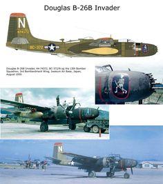 Douglas B-26B Invader