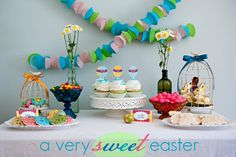 Very cute Easter Party!!