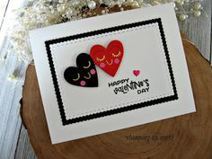 stamping up north with laurie: Tutti Designs Valentine Card Set