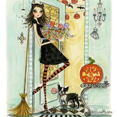 bellapilarstudio: Halloween Chic