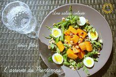 Une touche de rose: blog mode, DIY, cuisine, beauté: Un avant-goût de printemps dans notre assiette