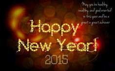 Happy New Year 2015 Messages | Wishes | Greetings