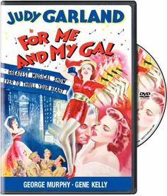 """DaveStone13 """"Gene Kelly and Judy Garland, Together for the First Time  For Me and My Gal, the first of three films Judy Garland and Gene Kelly made together, isn't just entertaining – which it is, highly – but has several interesting things going on behind the scenes that make it even more enjoyable for classic movie buffs like me."""""""