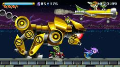 Freedom Planet images