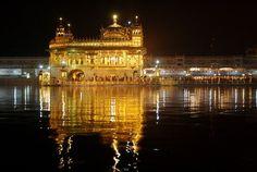 Golden Temple in Amritsar, Amritsar, India