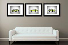 Discount set of 3 Dodge Challenger SRT photo by IprayStudio