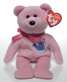 Mothering - Bear - Ty Beanie Babies Ty Babies cc9ae0a1d3f