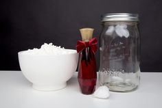 Think powder is for babies and old ladies? Wrong! Our writer makes a time-tested DIY perfume body powder recipe she learned from a local old lady.